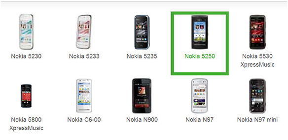 Nokia 5250 | Symbian s60v5 cuma 1,1juta ?